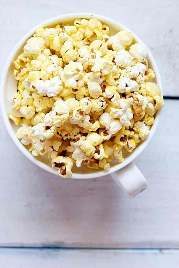 popcorn recipe b