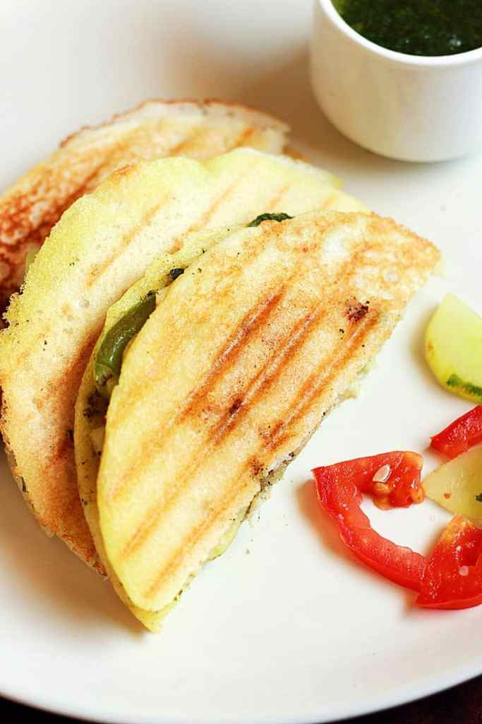 dosa sandwich recipe b