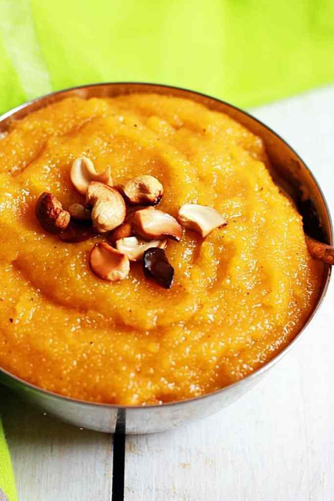 mango kesari recipe b