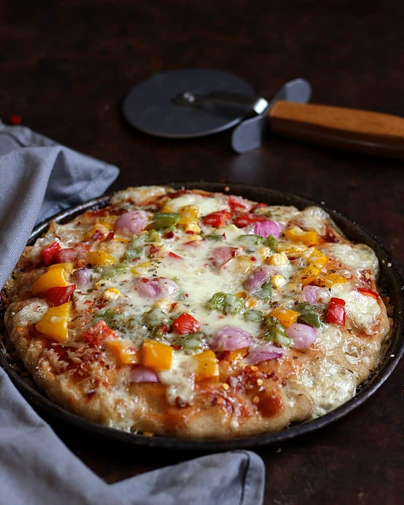 whole wheat pizza recipe c