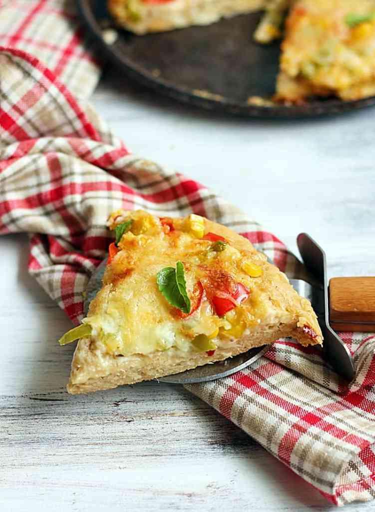 white sauce pizza recipe b