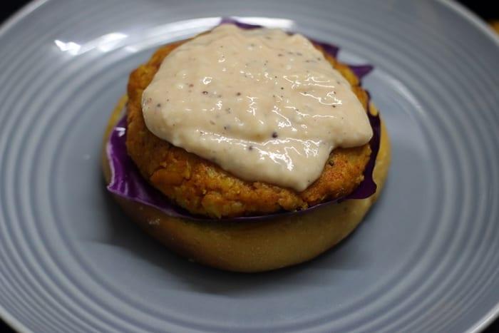 aloo tikki burger recipe step3