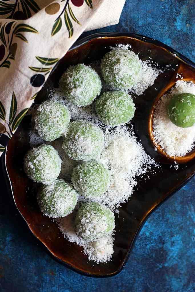 coconut paan ladoo recipe a