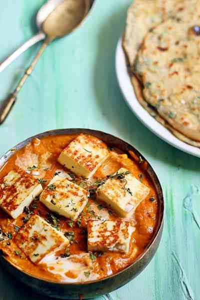 paneer butter masala recipe restaurant style | how to make paneer butter masala