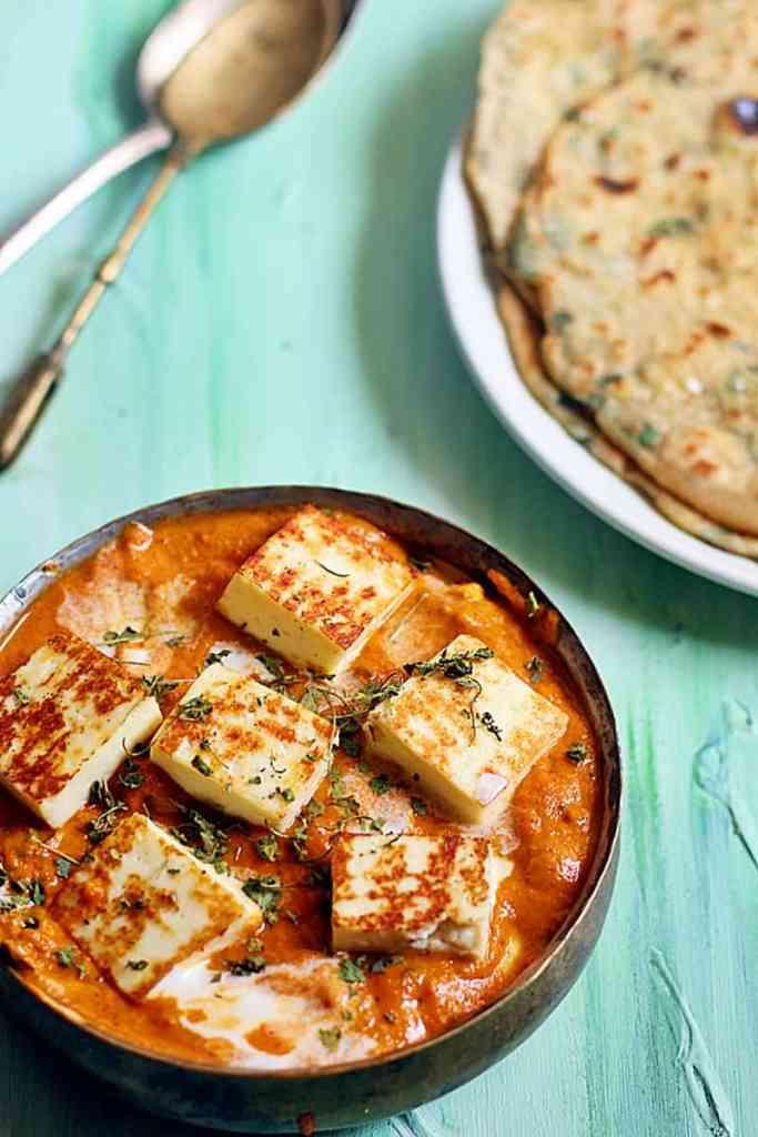 paneer butter masala recipe a