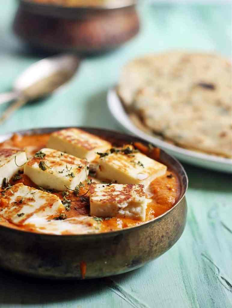 paneer butter masala recipe b