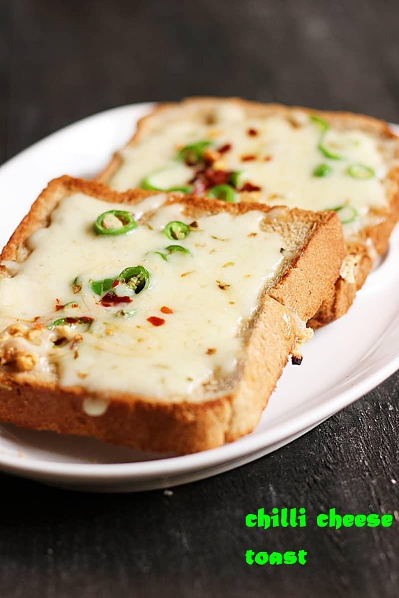 cheese chilli toast recipe b