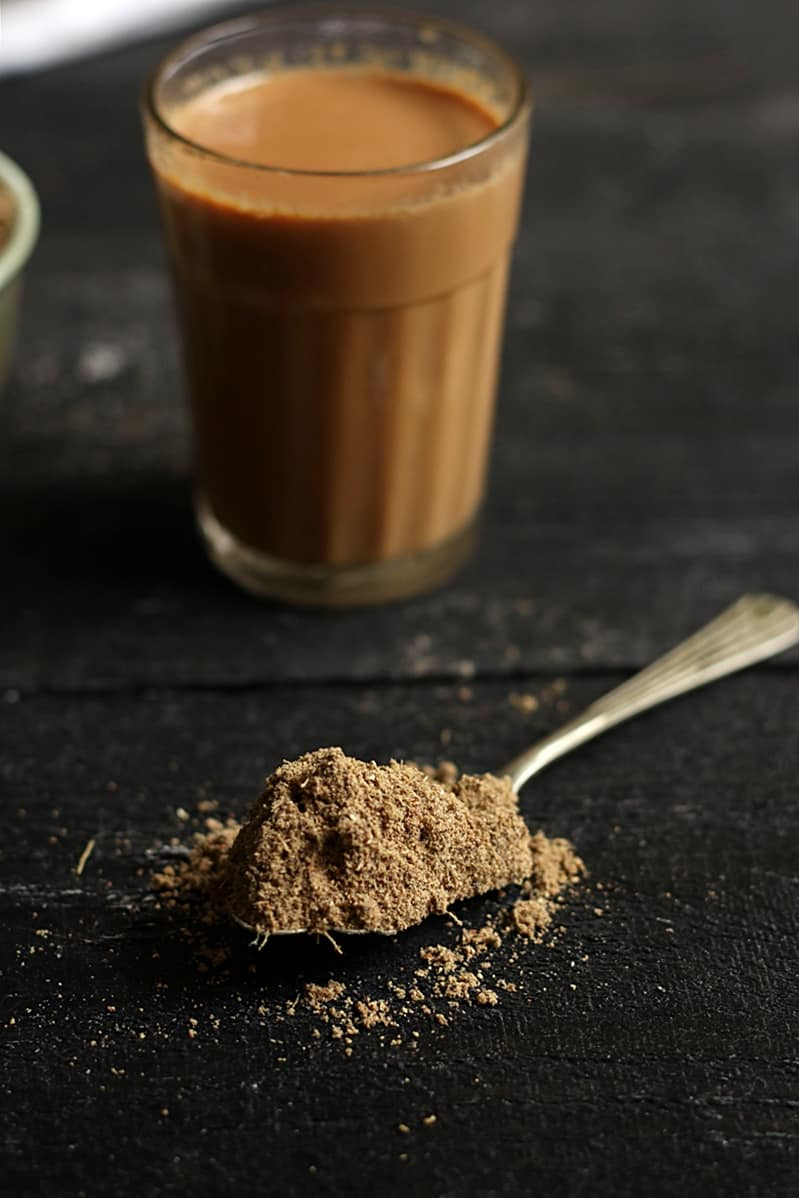 masala tea powder recipe b
