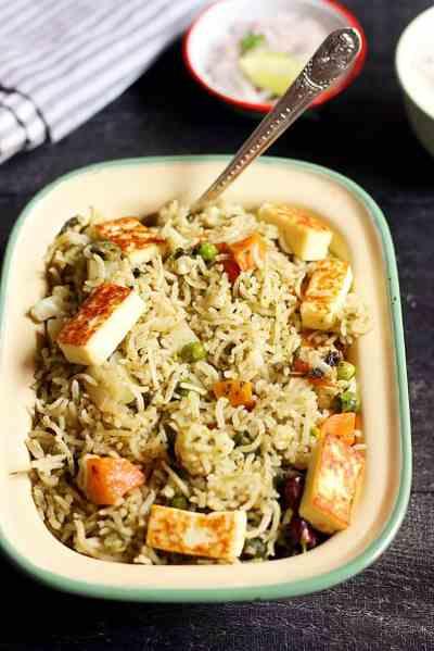 Vegetable biryani recipe | How to make restaurant style veg biryani recipe