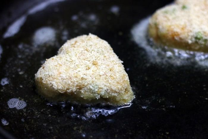veg cutlet recipe step5