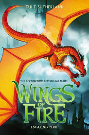 Wings of Fire: Escaping Peril - Tui Sutherland