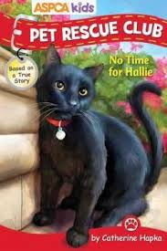 No Time for Hallie - Catherine Hapka