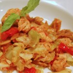 Recipe: Cabbage & Chicken Stir-Fry