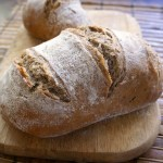 Kitchen Shelf: No Knead Bread Books