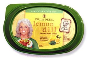 tub of Paula butter