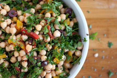 Chickpea Salad - Cookie and Kate
