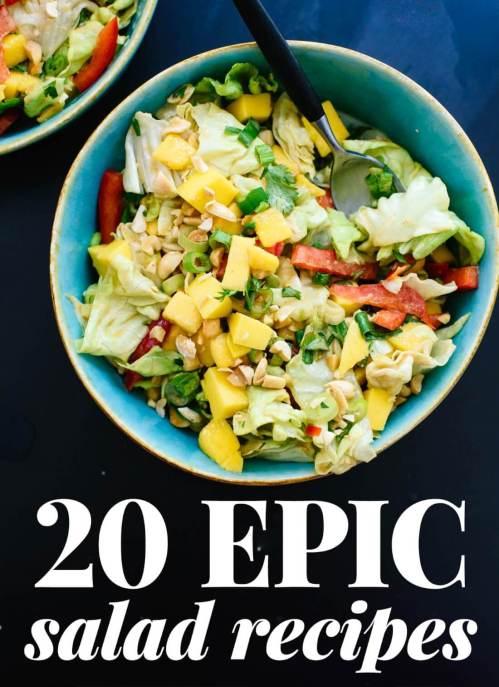 Medium Of Best Fast Food Salad