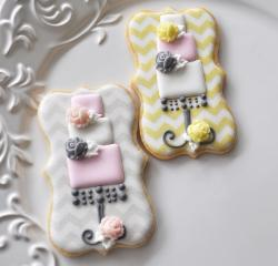 Small Of Wedding Cake Cookies