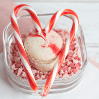 Peppermint French Macarons