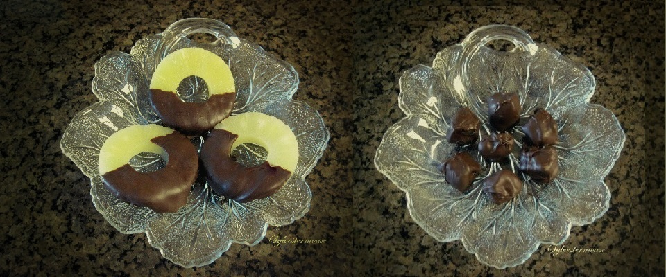 Chocolate Covered Pineapple Recipe