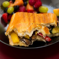 Roasted Vegetable Panini