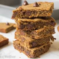 Mocha Chocolate Chip Cookie Bars