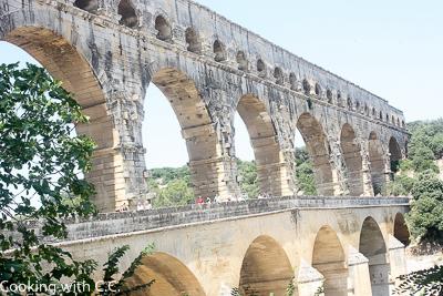 Pont Du Gard Tomato Salad
