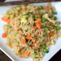 Fried Rice & year of the horse