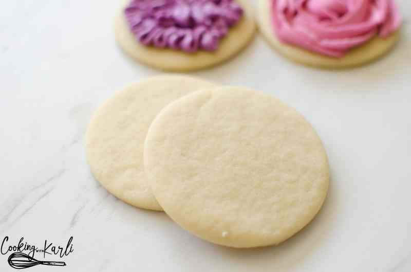 Large Of No Egg Cookies
