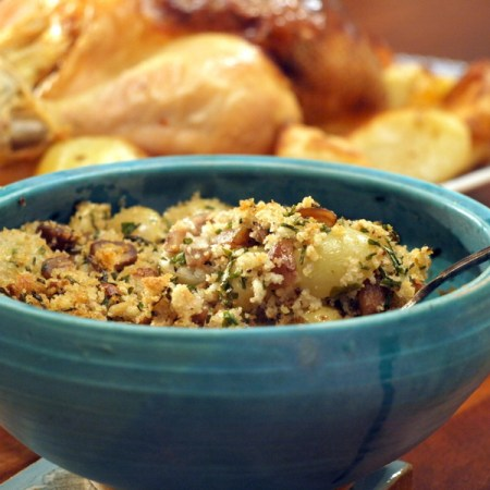 Low FODMAP Stuffing
