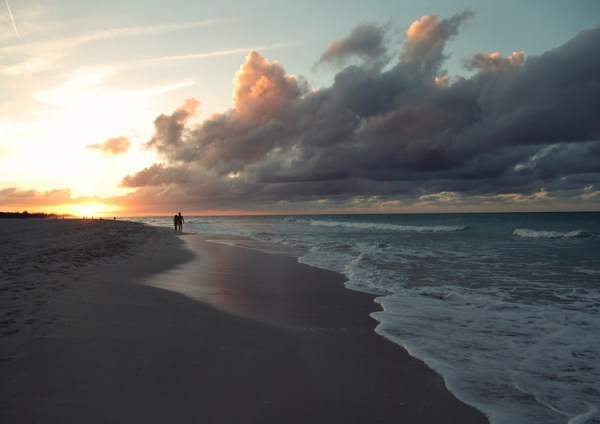 Varadero Sunset Walk