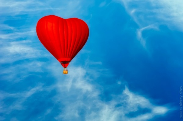 Hot Air Heart
