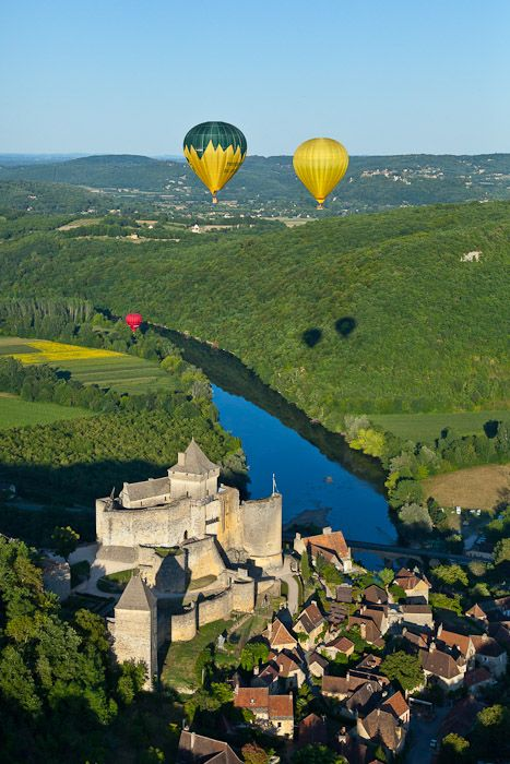 Chateau de Castelnaud, Dordogne - France