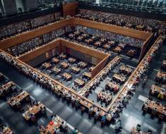 National Library of China, Beijing