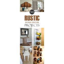 Indulging 50 Rustic Diy Home Decor Projects Rustic Home Accessories Decor Rustic House Accessories