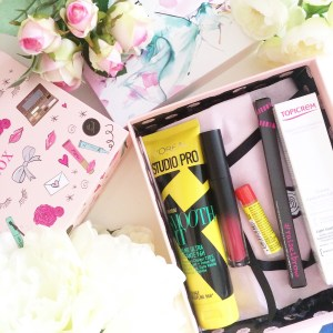 avis glossybox mai secret studio