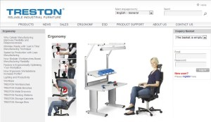 manufacturing furniture copywriting