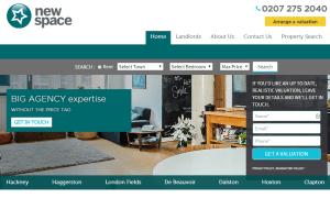 New space - estate agency copywriter