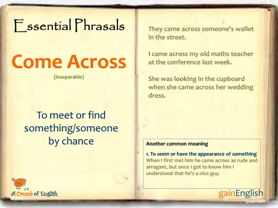 essential-phrasals-come-across