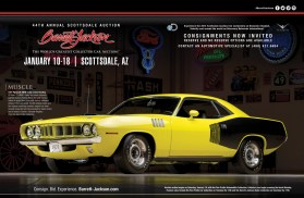 Barrett-Jackson American Car Collector Ad