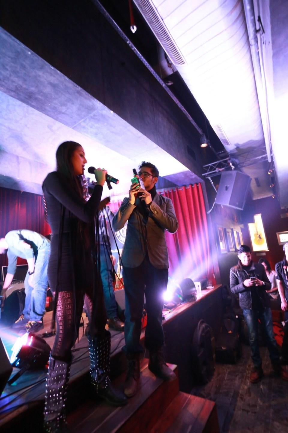 Hard Rock Cafe Bangalore Performances