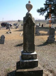 William J Puckett Headstone