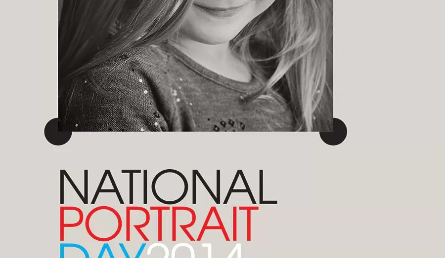 National Portrait Day Formally Happy Faces Day