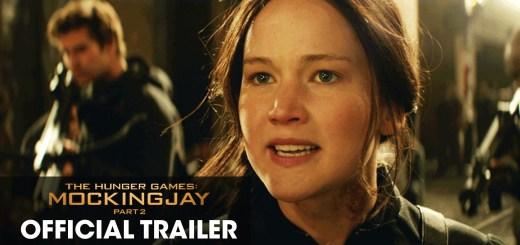 The Hunger Games: Mockingjay – Part 2 trailer