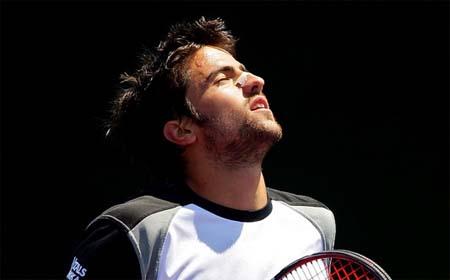 Janko Tipsarevic - Sony Ericsson Open2008