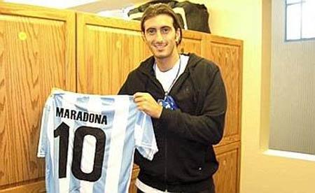 Potito Starace - Maradona