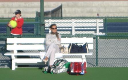 Irina Davydenko - Indian Wells 2008