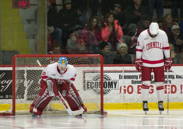 Junior goalie Mitch Gillam hopes to continue his lights-out netminding in two big games this weekend against Brown and Yale.