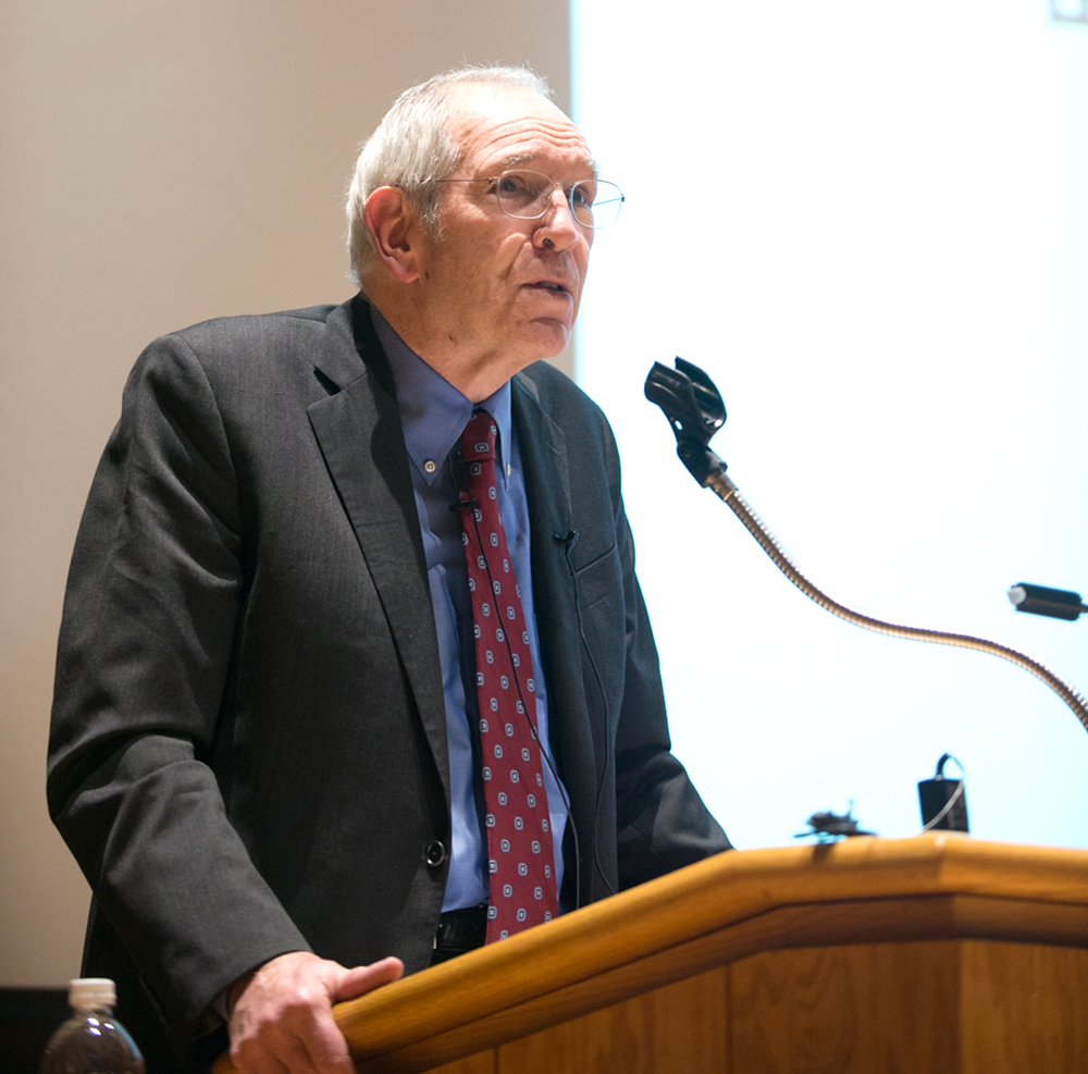 Prof. Benjamin Page, political science, Northwestern University, cited the current U.S. legislative system as one reason for political inequality.