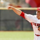 The effort from the pitching staff was important to the Red's pair of victories over Harvard, according to junior infielder Frankie Padulo.
